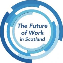 The Future of Work in Scotland logo